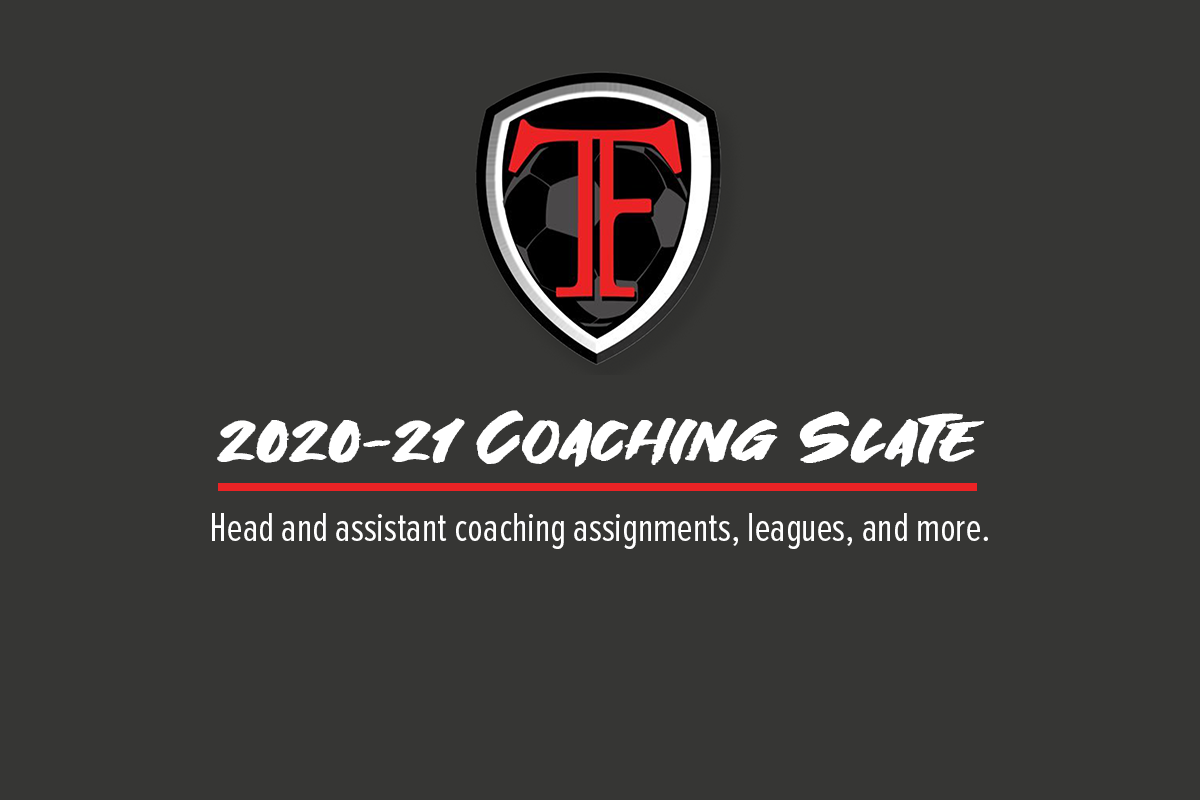 2020-21 Coaching Slate Announced