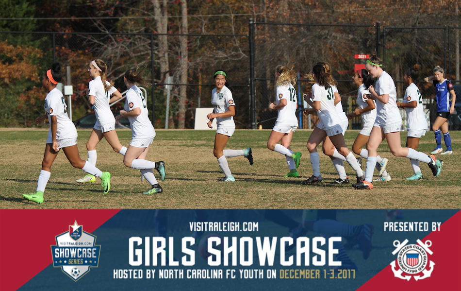 ECNL Teams Sweep Showcase