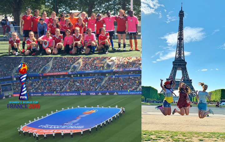 Oh la la! Total Futbol Goes to France
