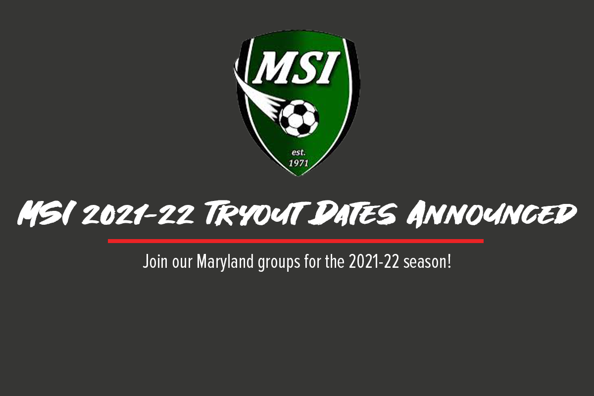 MSI Tryout Dates Announced